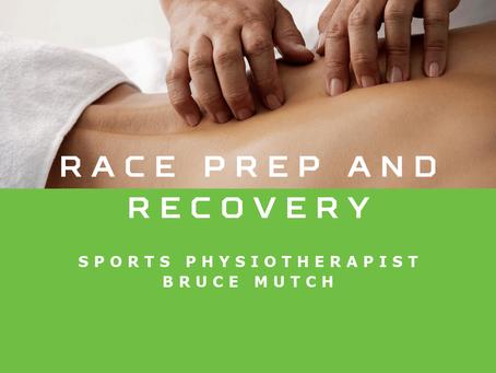 Race Prep & Recovery