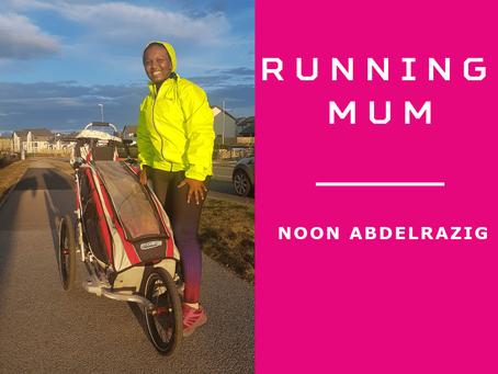 Running Mum - Noon Abdelrazig