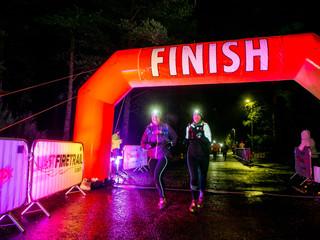 Illuminator Finishline Event Scotland