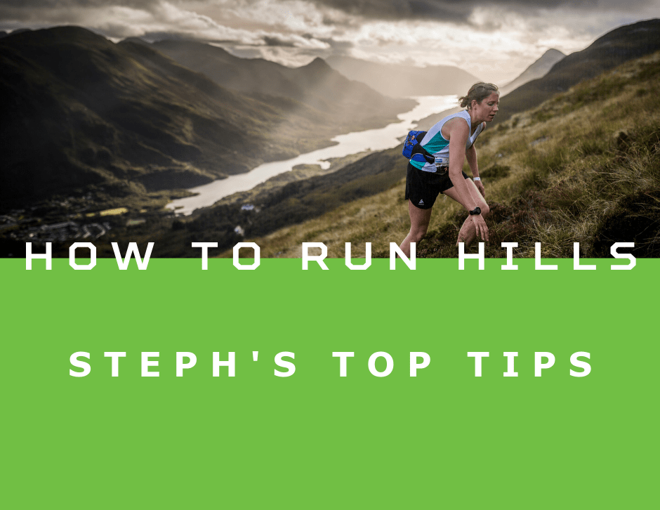 How to run hills