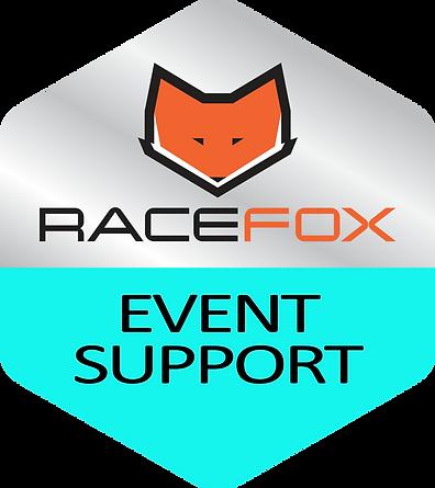 Event Support Racefox logo