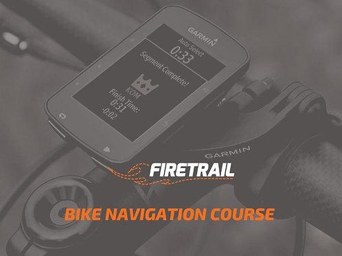 1-Day Bike Navigation Course