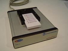 tethaPod - tethered membrane reader