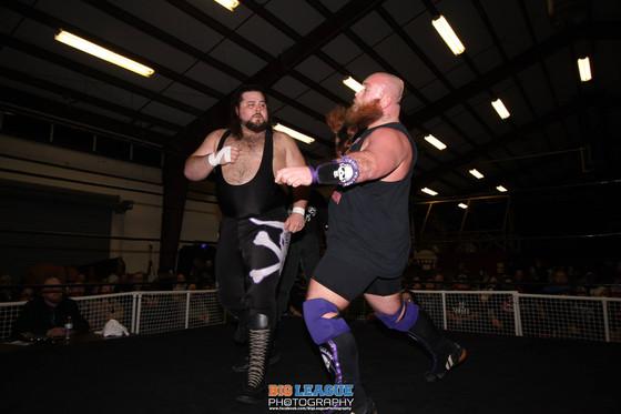 Beard Villain defeats Bull James