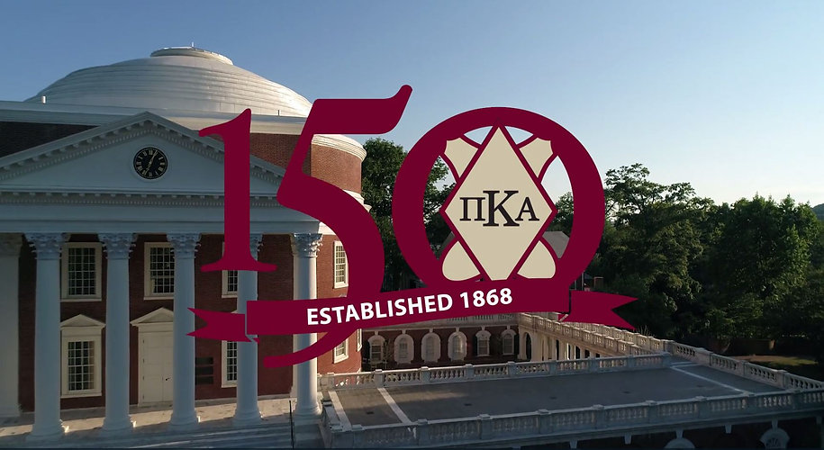Pi Kappa Alpha 150th Anniversary
