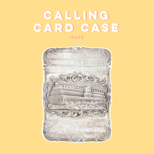 CALLING CARD CASES |