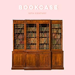 BOOKCASE 📚 |