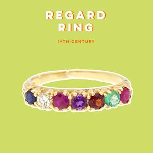 REGARD RING |