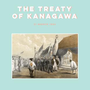 THE TREATY OF KANAGAWA |