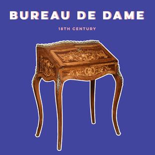 BUREAU DE DAME |