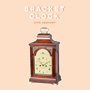 BRACKET CLOCK 🕰 |