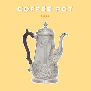 COFFEE POT |