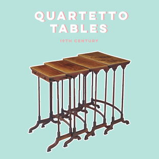 QUARTETTO TABLES |