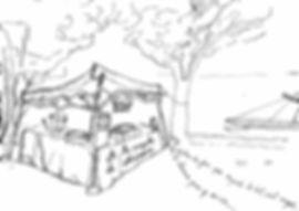 La Soupette de Mémère amarre sa guinguette itinérante dans des lieux insolites...