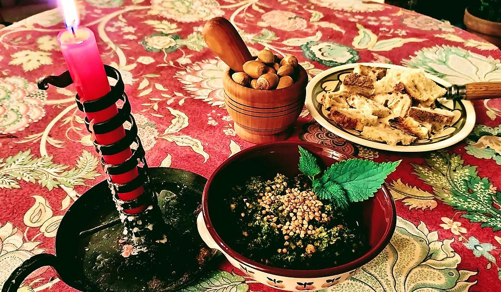 Pesto Babayaga de la Soupette de Mémère