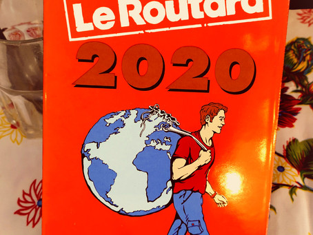 WANTED Routard
