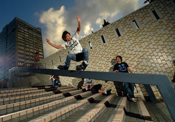 skate Brian Shima