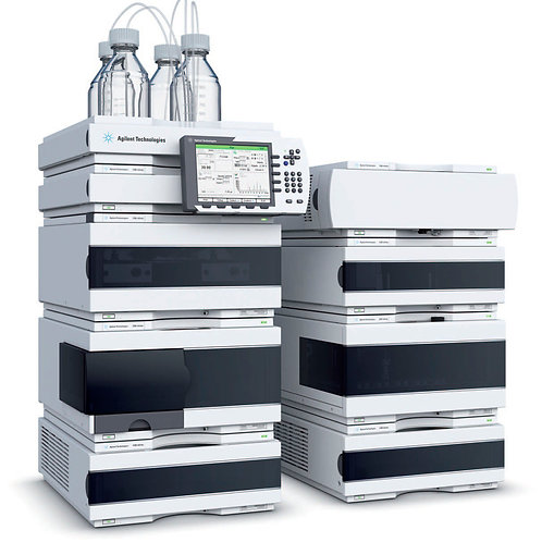 HPLC 1260 Series, Agilent