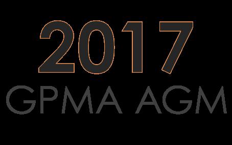 2017 GPMA AGM
