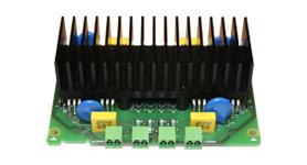 Модуль универсальных диммеров 4 х 500 Вт DHDM-4-60D