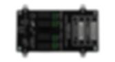 Модуль универсальных диммеров 4 х 500 Вт DHDM-4-60
