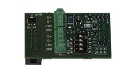 Адаптер ввода/вывода для панелей 24 В GIRA DHIO-1
