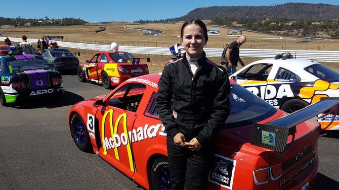 Round 1Tasmania Baskerville Raceway