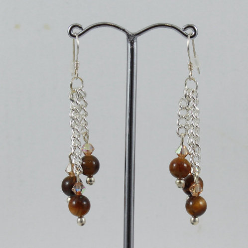 Tiger Eye triple drops