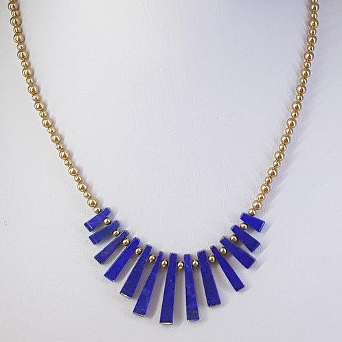 Lapis Lazuli Fan