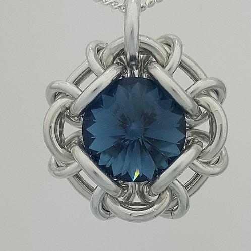 Swarovski Crystal Held in Conjour weave