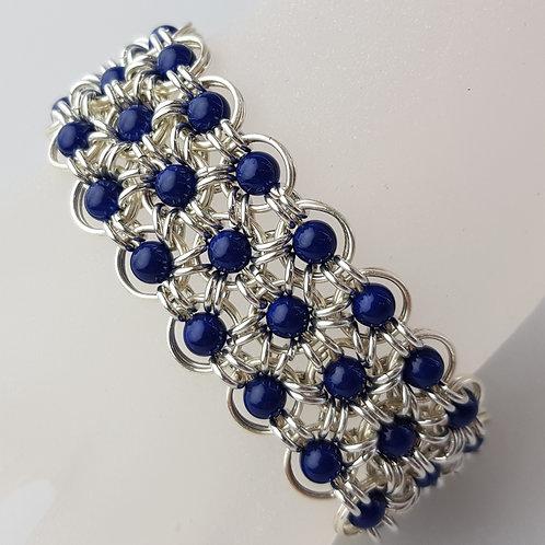 Samurai Cuff Bracelet
