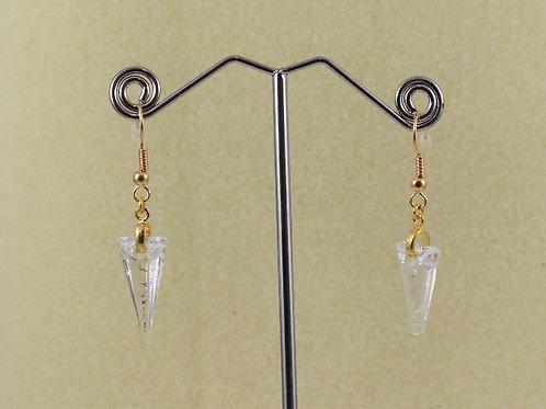 arrow head earrings