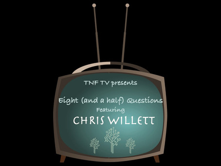 Eight (and a half) Questions with bassist Christopher Willett