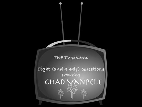 Eight (and a half) Questions with Chad VanPelt