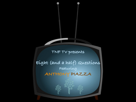 Eight (and a half) Questions with ANTHONY PIAZZA from Sister Ex