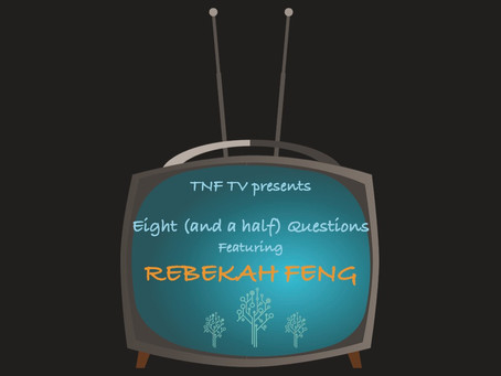 Eight (and a half) Questions with The Neuro Farm's very own REBEKAH FENG