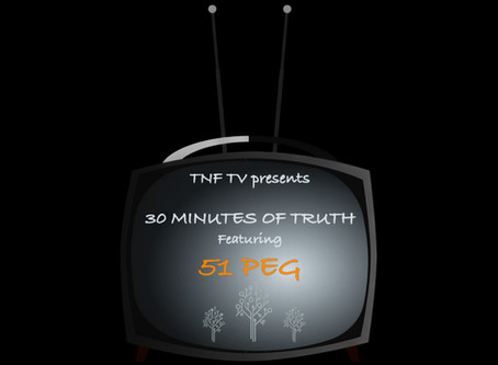 "30 Minutes of Truth featuring 51PEG who discuss their new EP ""Cut The Wire"""