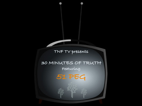 """30 Minutes of Truth featuring 51PEG who discuss their new EP """"Cut The Wire"""""""