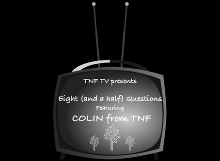Eight (and a half) Questions with COLIN from The Neuro Farm