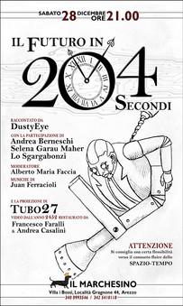 99 - Il Futuro in 204 Secondi, Il Marche