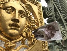 Ukron, il conio dall'anno 2504 Torino - Italia