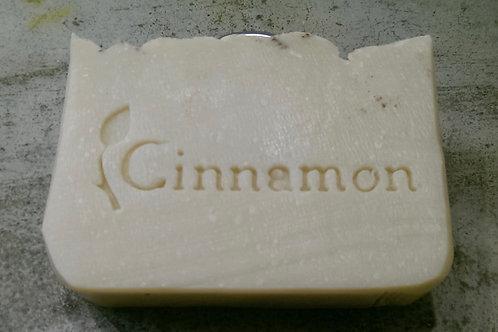 Cinnamon & Vanilla Soap Bar