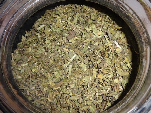 Dried Nettle Tops and Leaves