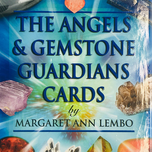 Angels & Gemstone Guardian Cards