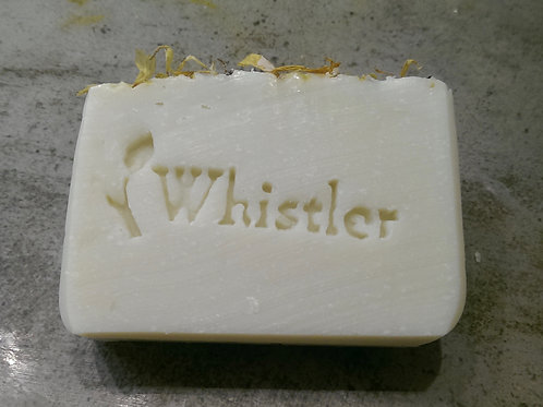 Whistler Soap Bar ~ Lavender, Pine & Peppermint