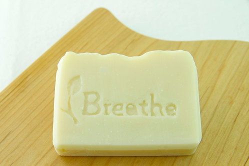 Breathe Soap Bar ~ Menthol and Eucalyptus