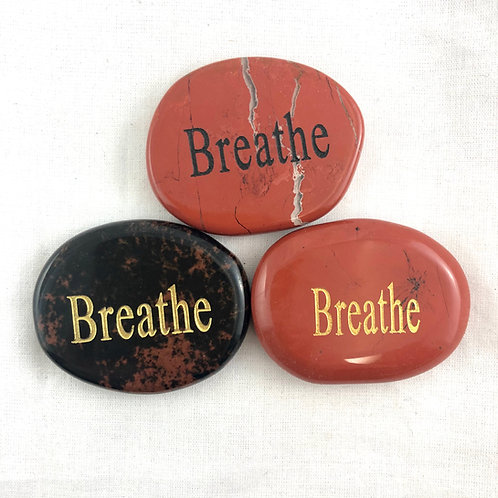 Breathe Palm Stones