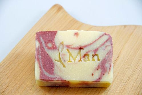 Man Soap Bar ~ Lemongrass, Rosemary & Pine