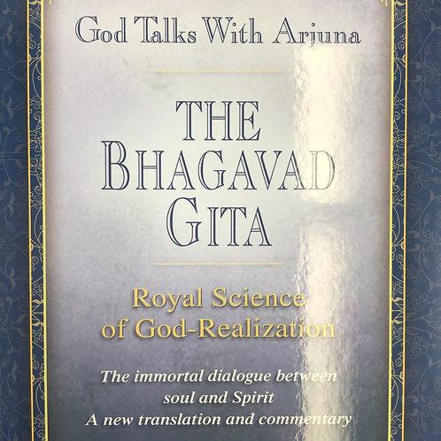The Bhagavad Gita - God talks with Arjuna
