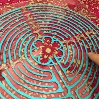 Meditative Finger Labyrinth Workshop Wednesday October 2nd
